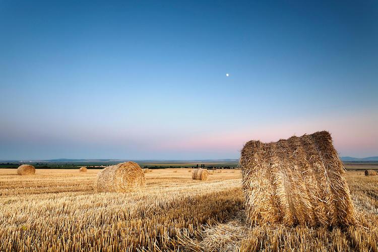 Луннен пейзаж с бали