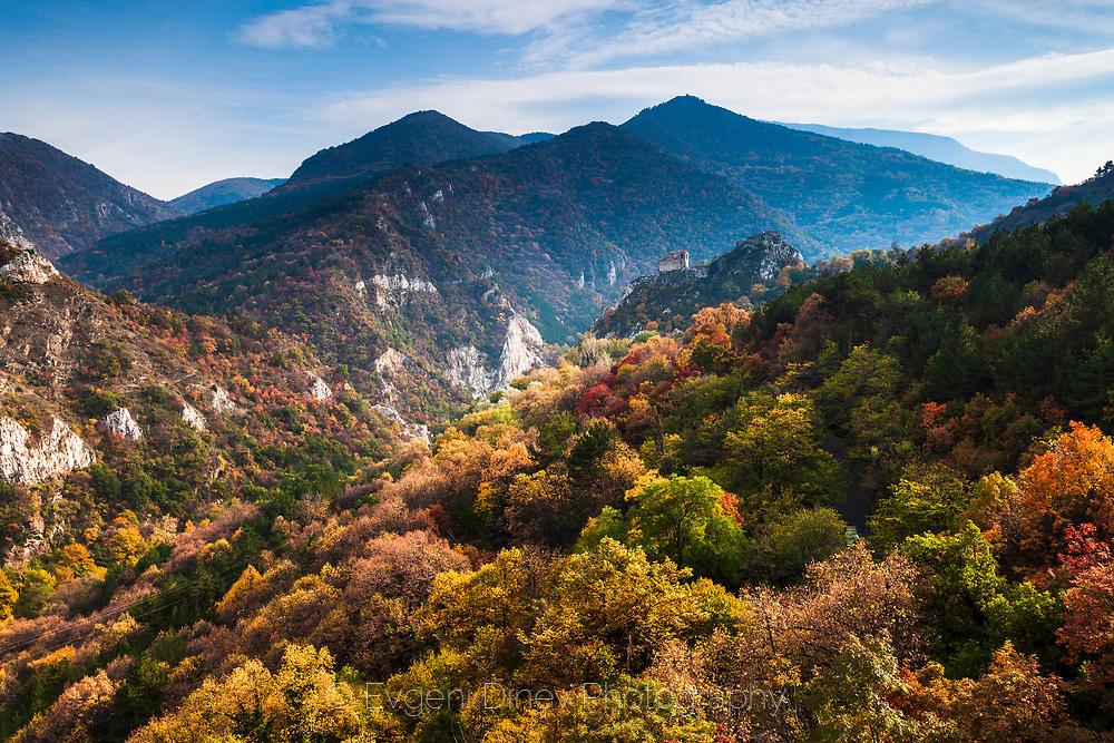 Асенова крепост в Родопите