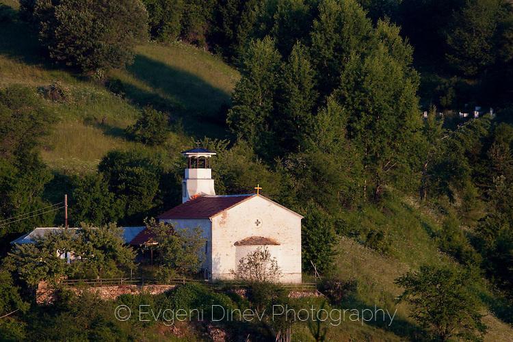 Църквата в село Гела
