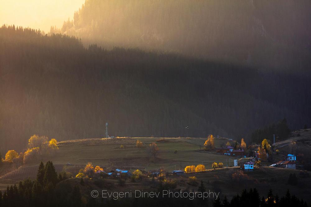 Рано есенно утро в Гела