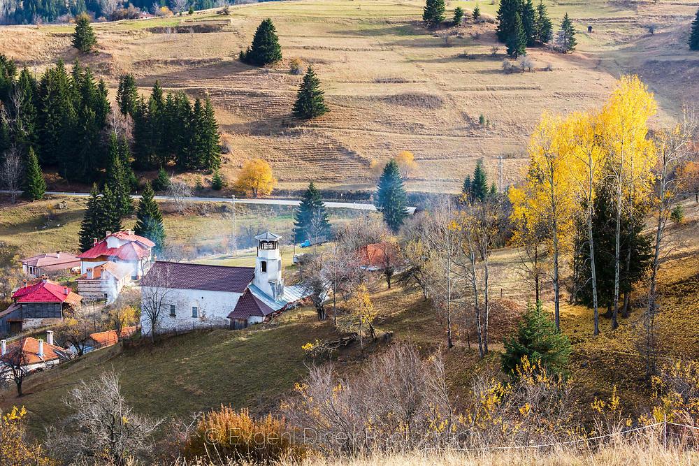 Гела през есента