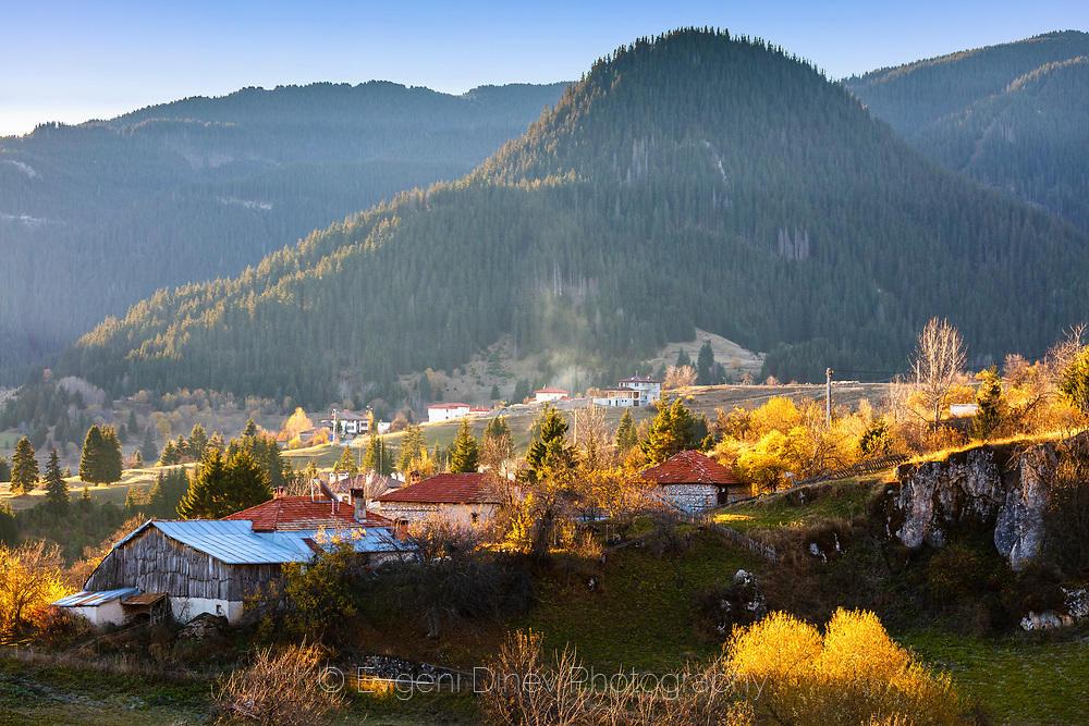Есенно утро в Гела