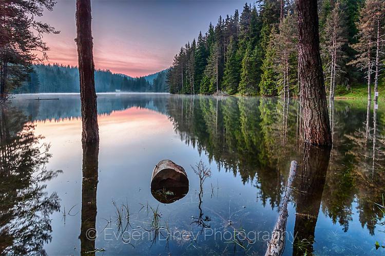 Омайно родопско езеро