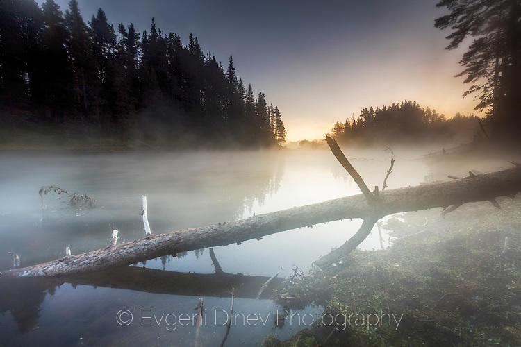 Лятно утро край Голям Беглик