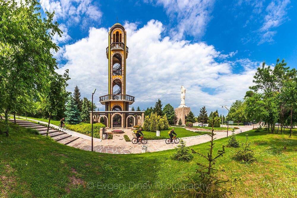 Хасковската камбанария