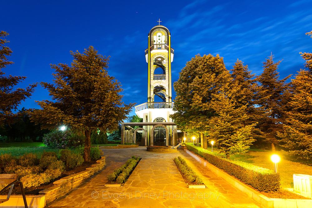 Градската камбанария в Хасково