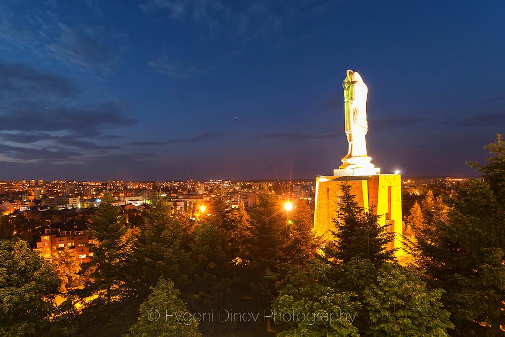 Градът на Богородица