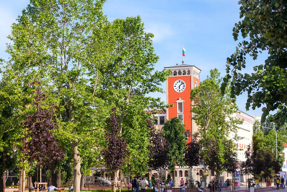 Общината в Хасково