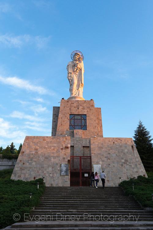 Богородица по залез