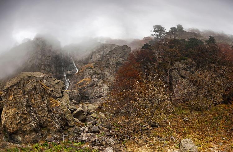 Панорама на Кадемлийското пръскало