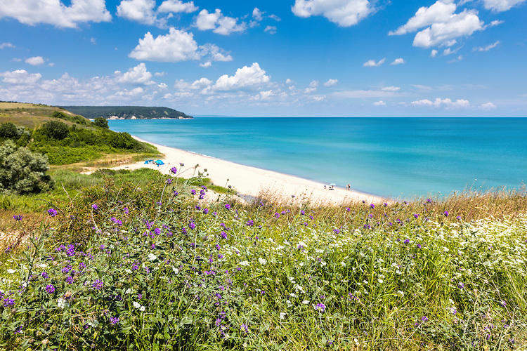 Дивият плаж Карадере