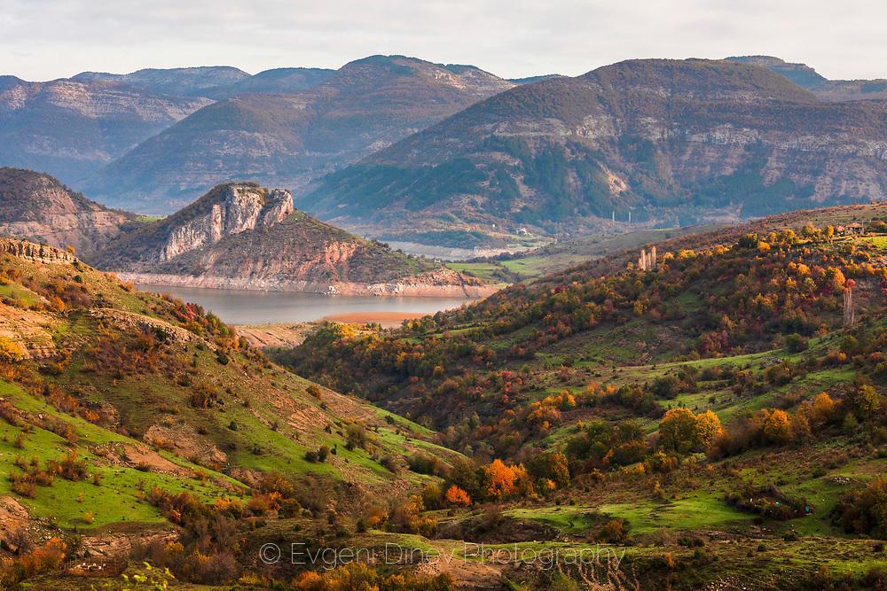 Източни Родопи есента