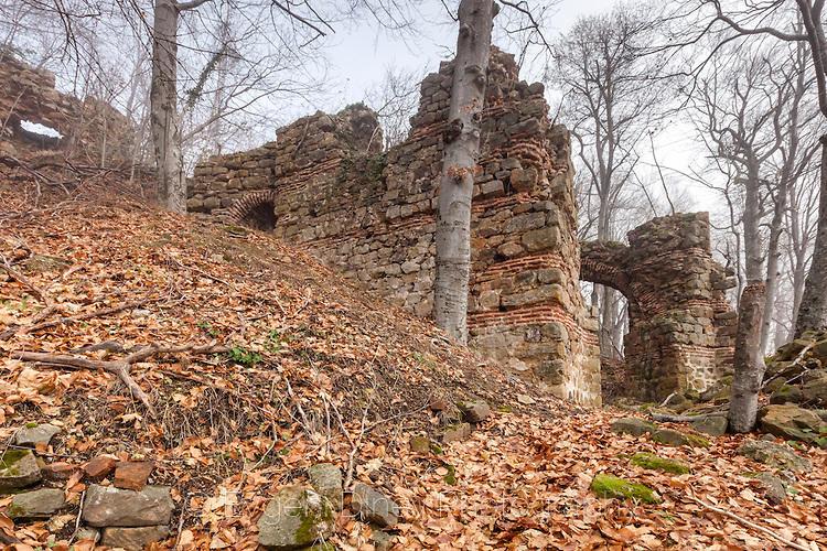 Пред древните порти на Хърсовград