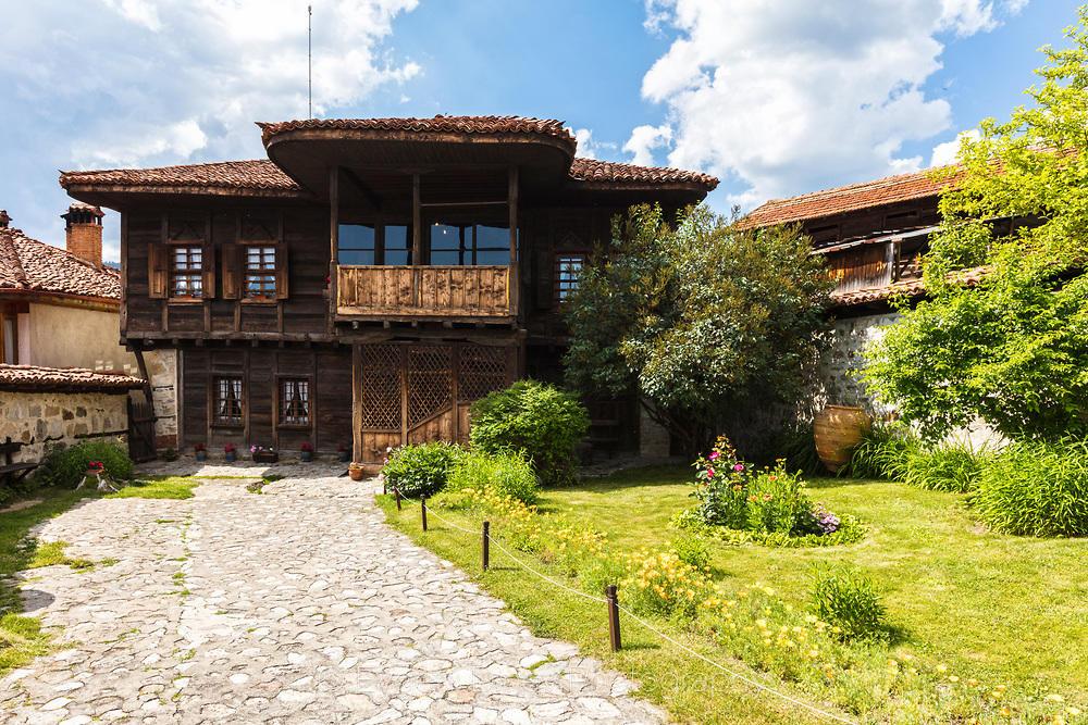 Къщата на Бенковски в Копривщица