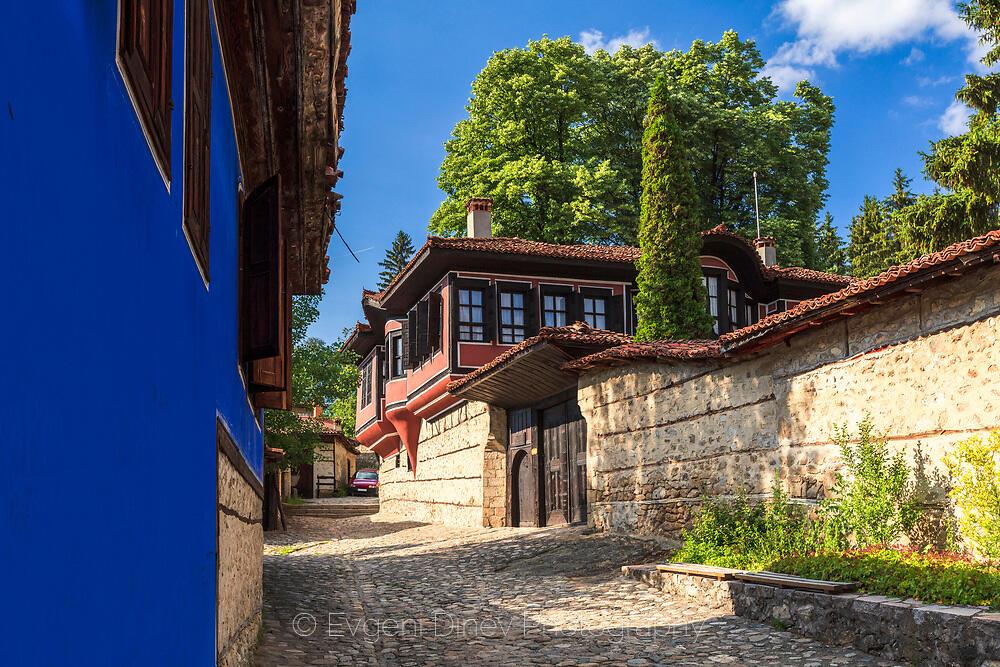 Къщата на Каблешков в Копривщица