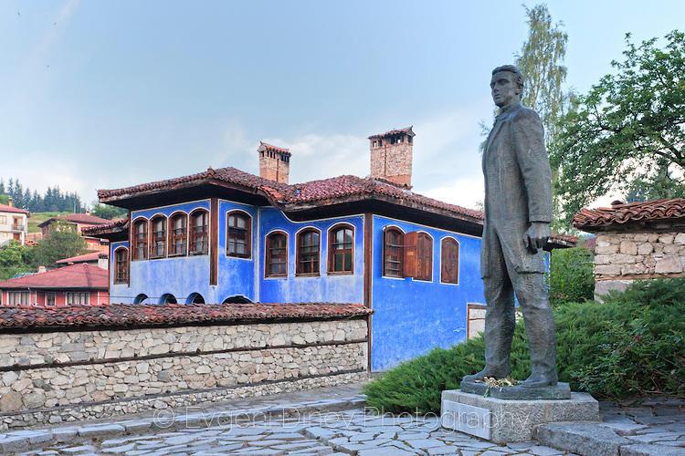 Паметник на Тодор Каблешков в Копривщица