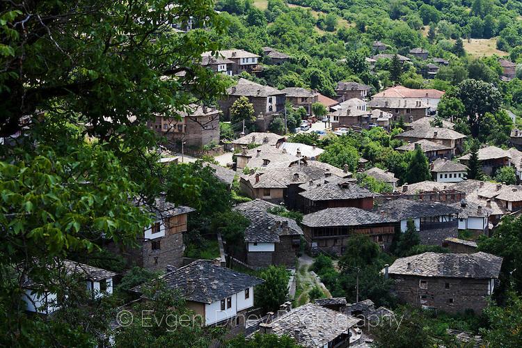 Каменните покриви на Ковачевица