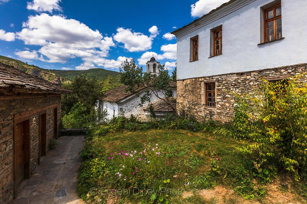 Църквата на село Ковачевица