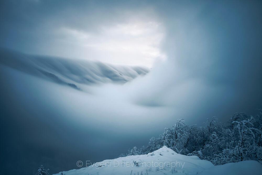 Планината, която ражда ветрове