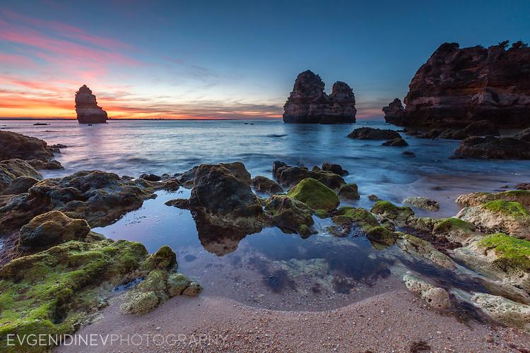 Южните брегове на Португалия