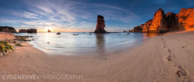Панорама на плаж Дона Ана