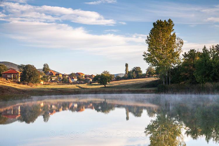 Малко езерце край Маджари