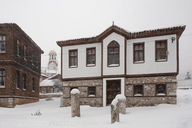 Исторически музей в Малко Търново