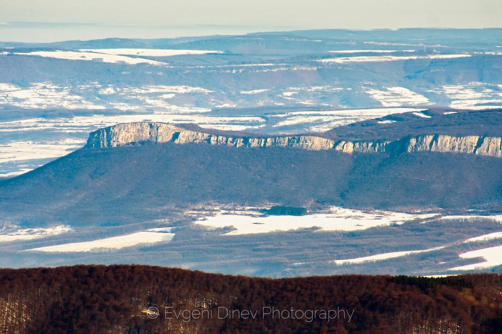 Скален рид над Габрово