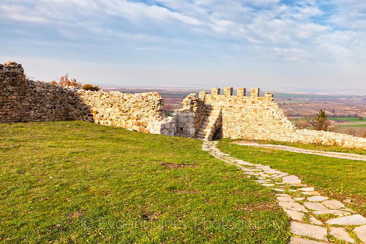 Византийска крепост Мезек