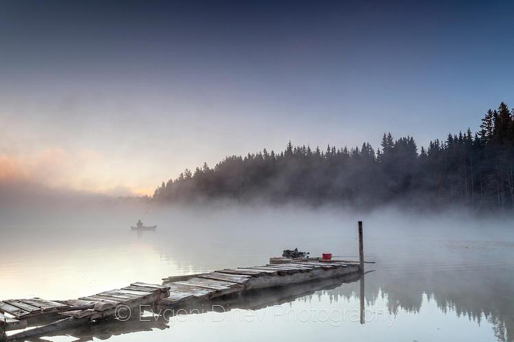 В часа на мъглите