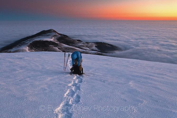 Пътят към върха на света