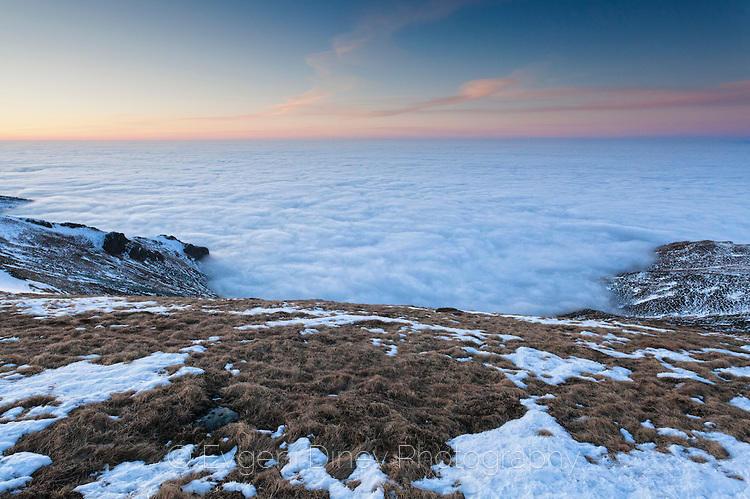 Остров над облаците
