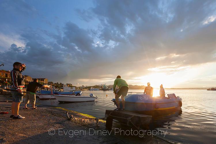 Несебърски рибари
