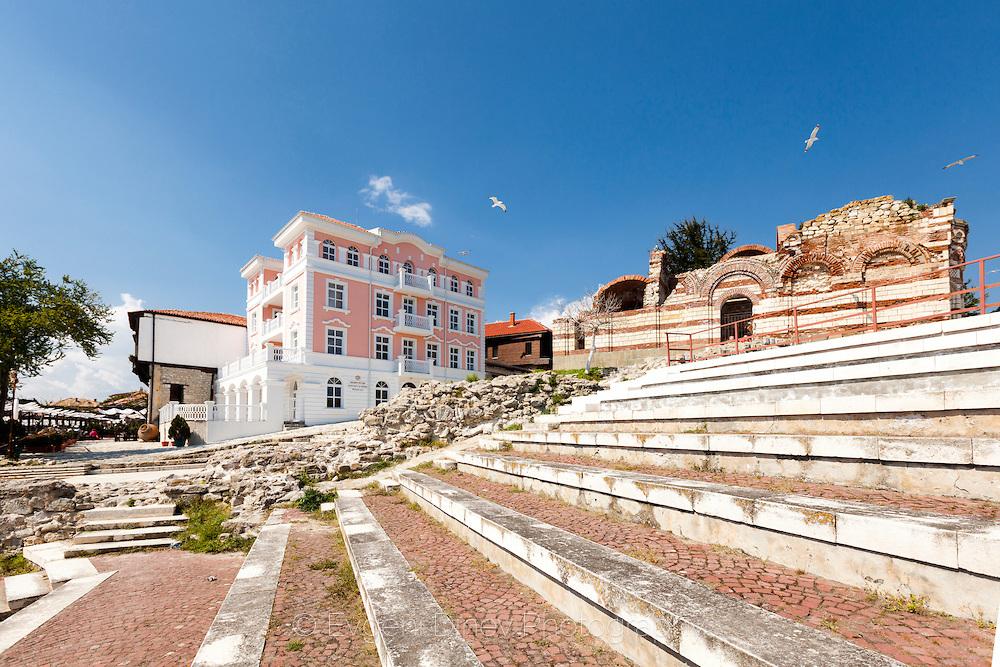 Амфитеатър в Несебър