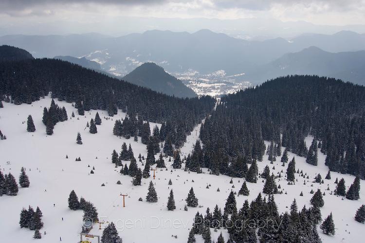 Ски лифт Смолянски езера