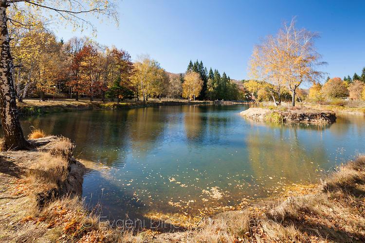 Езерце на Панагюрски Колонии