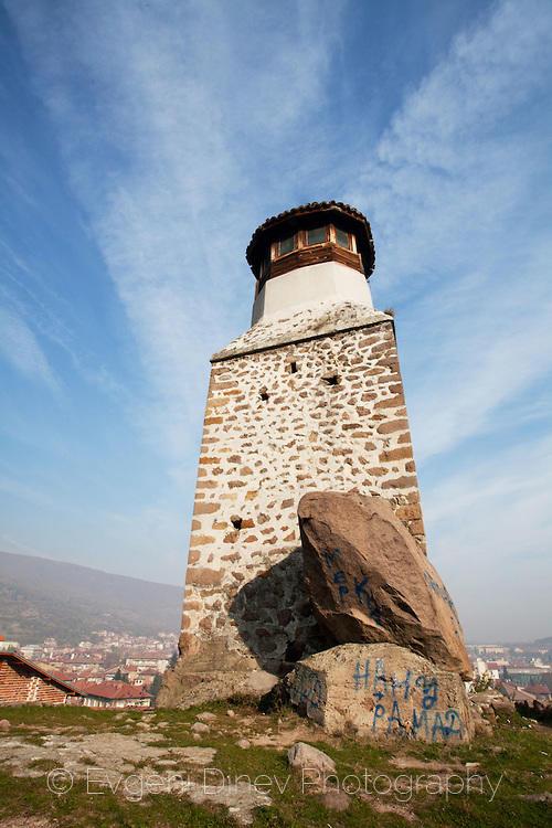Часовниковата кула в Пещера