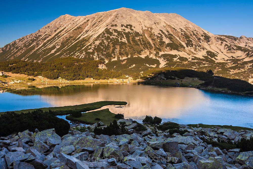 Муратово езеро и Тодорка