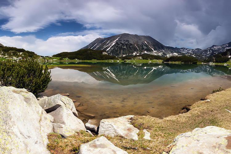 Панорама на Муратово езеро