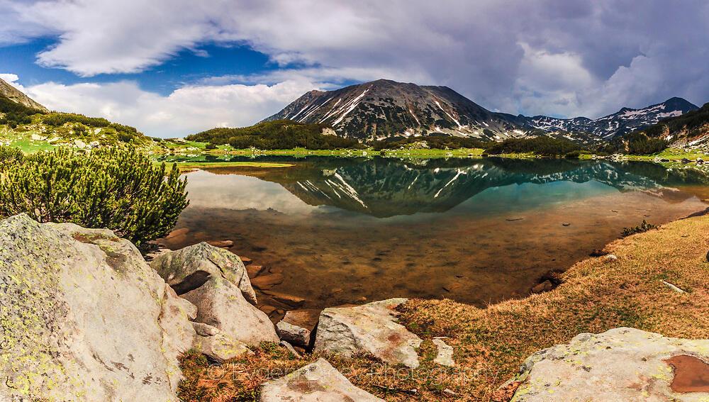 Муратово езеро и връх Тодорка