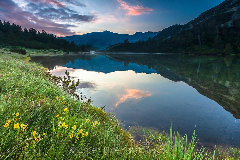 Василашко езеро в Пирин