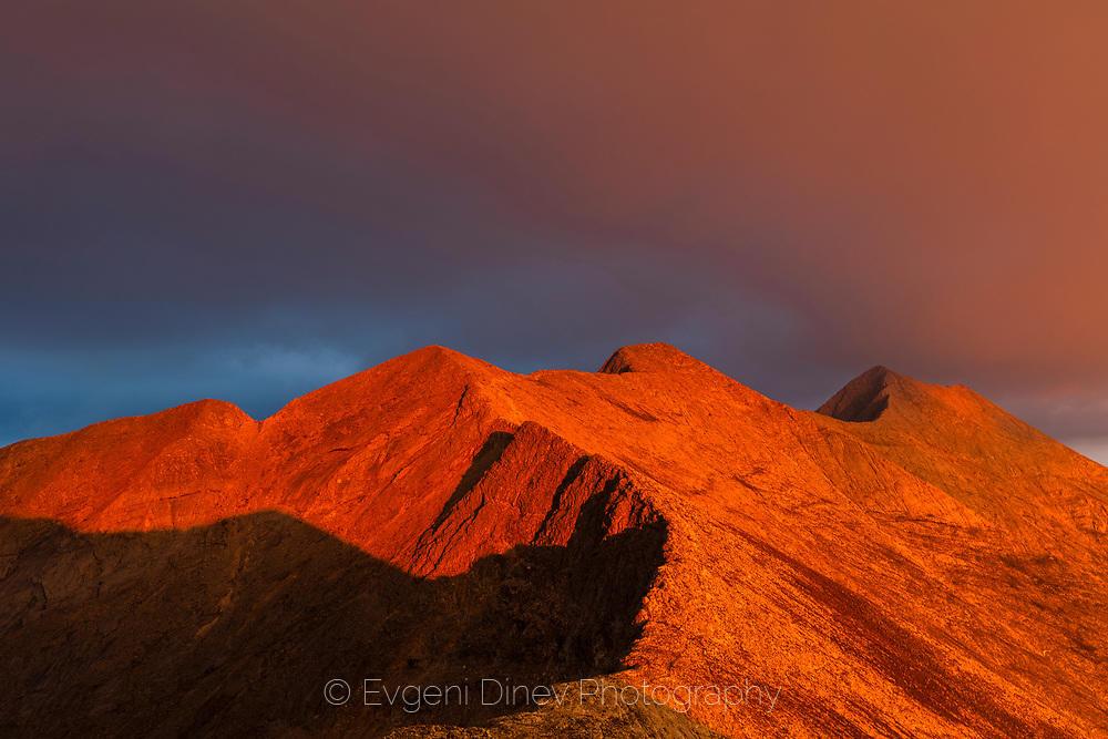 Червената планина
