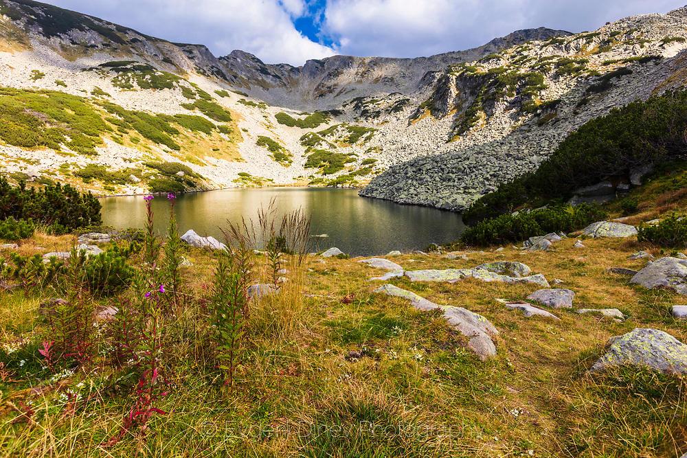 Дългото езеро в Пирин