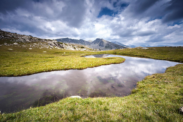 Безименно езеро в Пирин