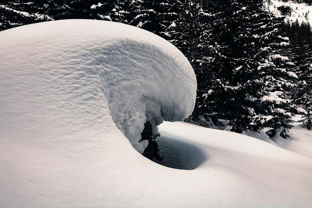 Снежна вълна