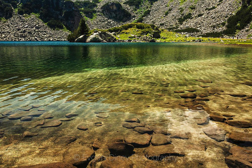 Бистро пиринско езеро