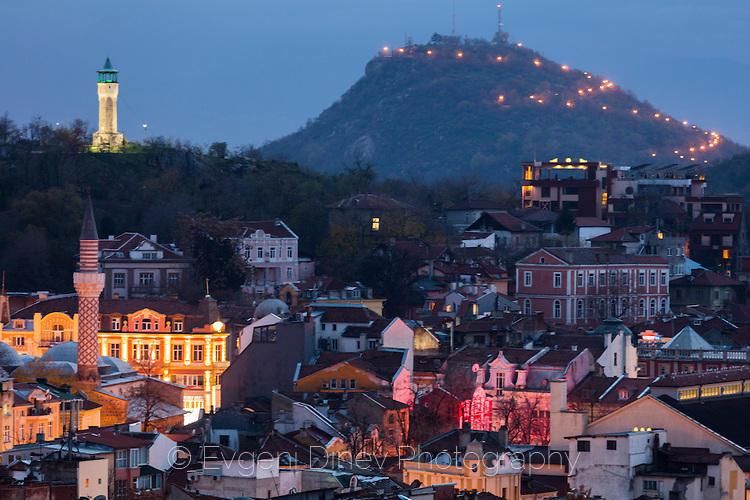 Светлините на Пловдив