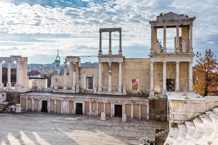 Римски амфитеатър