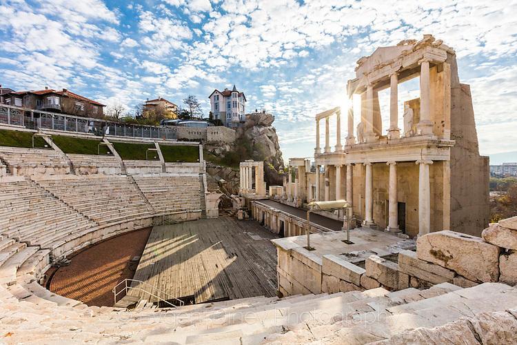 Пловдивски амфитеатър