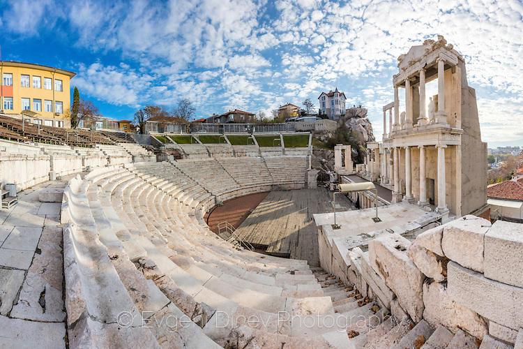 Амфитеатър в Пловдив